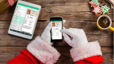 La app TuLotero lleva la Lotería de Navidad a tu móvil