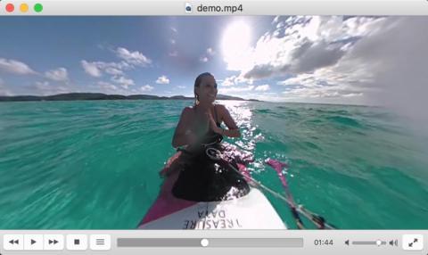 VLC 360 para el Mac