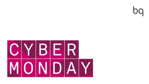 BQ oferta en el Cyber Monday los modelos votados por sus fans
