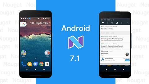 Actualización a Android 7.1
