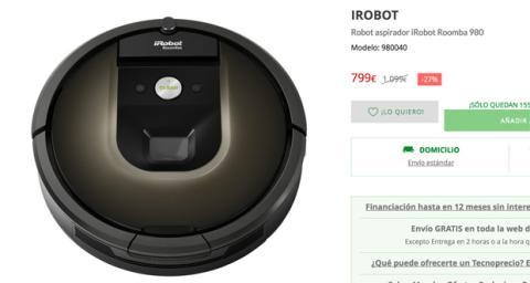 Roomba Cyber Monday