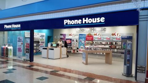 Cybermonday en Phone House