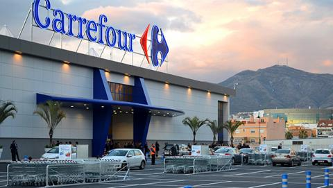 Cyber Monday del Carrefour