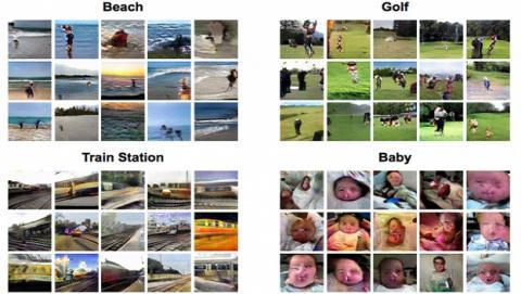Generación de vídeos por predicción