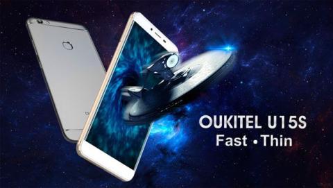 Oukitel U15S añade características no disponibles en otros móviles