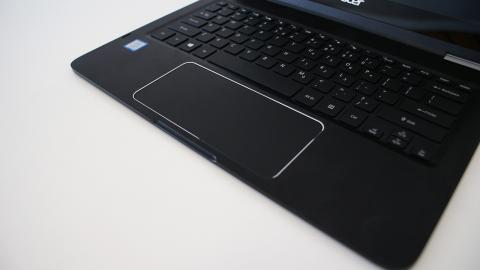 Touchpad del Acer Spin 7
