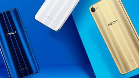 Meizu X, el nuevo móvil equilibrado de la compañía china