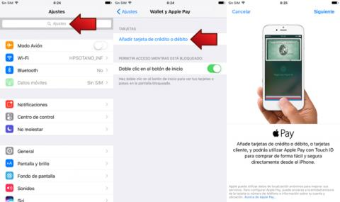 Configurar Apple Pay
