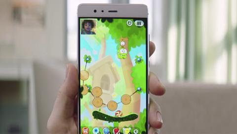 Hatch de Rovio para móviles Android