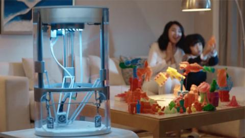 impresora 3d niños