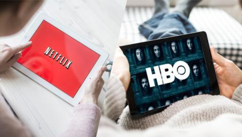 Comparativa Netflix vs HBO España