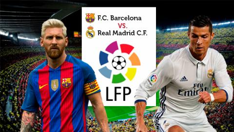 FC Barcelona - Real Madrid : cómo ver online el clásico