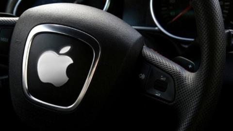 Apple parece trabajar en un coche autónomo