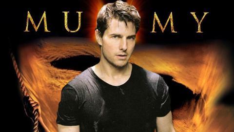 Tráiler de La Momia, con Tom Cruise y muchos monstruos