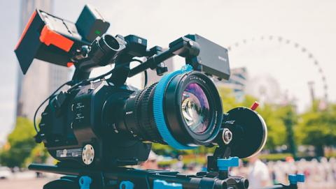 Mejores cámaras de vídeo 4K