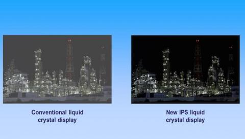 panasonic lcd ips