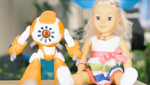 Denuncian que juguetes inteligentes espían a los niños