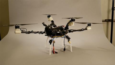 crea tu dron
