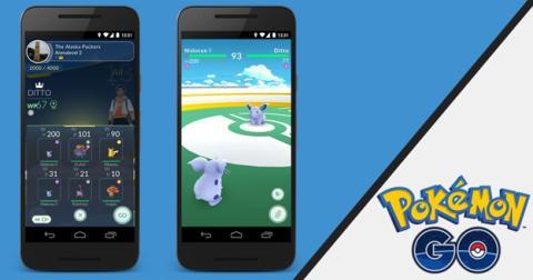 La actualización de diciembre de Pokémon GO
