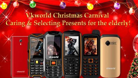Vkworld te descuenta un 28% en tus compras de Navidad