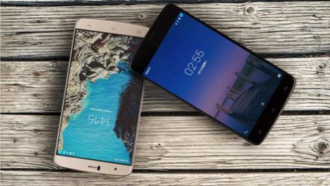 Vkworld T6, un smartphone con una generosa pantalla IPS de 6 pulgadas