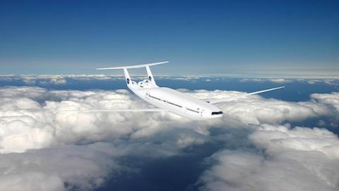 Aviones jet más eficientes
