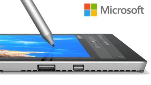 Convertir tu Surface Pro 4 en tu oficinal portátil