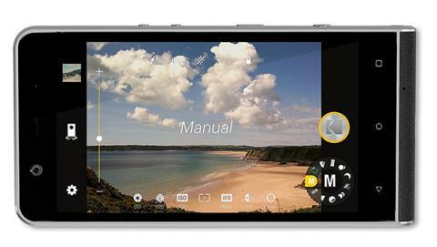 La cámara teléfono Kodak Ektra ya disponible en Europa