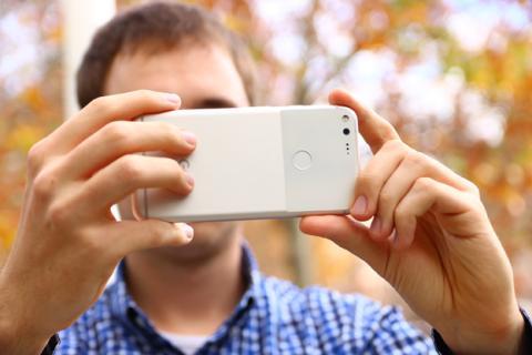 Pixel XL, análisis de la cámara