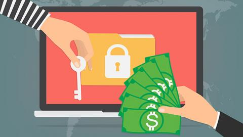 Este ransomware te incita a que engañes a tus amigos
