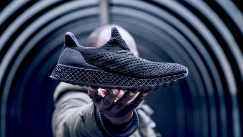 Las zapatillas 3D de Adidas salen a la venta
