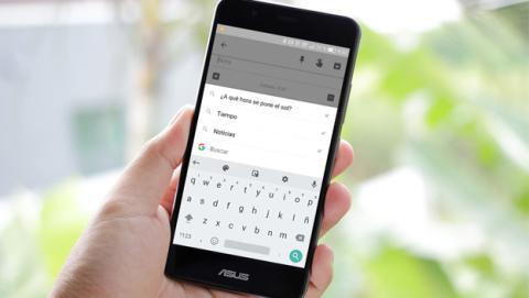 Teclado Gboard de Google para Android