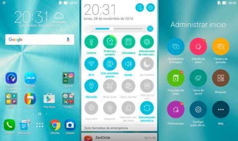 Asus zenfone 3 Software