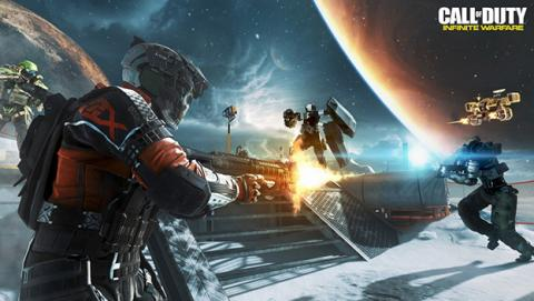 Call of Duty: Infinite Warfare, gratis en PS4 durante 5 días