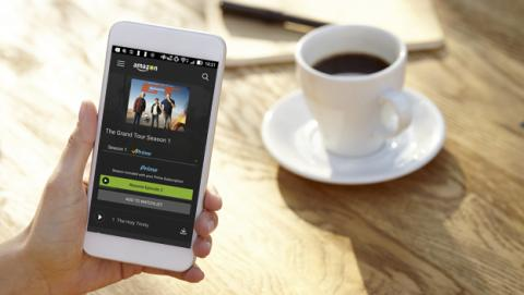 Amazon Prime Video en España desde el móvil