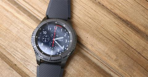 Diseño del Samsung Gear S3