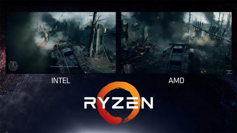 rendimiento del AMD Ryzen