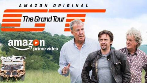 Cómo ver online gratis The Grand Tour de Amazon