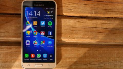 Samsung Galaxy J3 (2016), Galaxy J3 comprar, Galaxy J3 oferta, Galaxy J3 precio