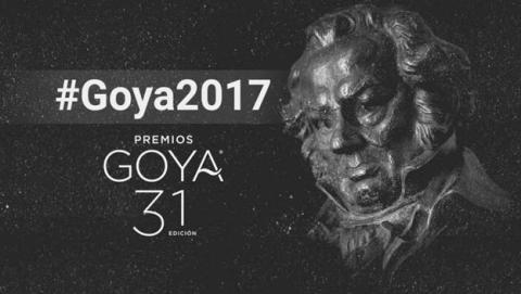 nominados goya 2017