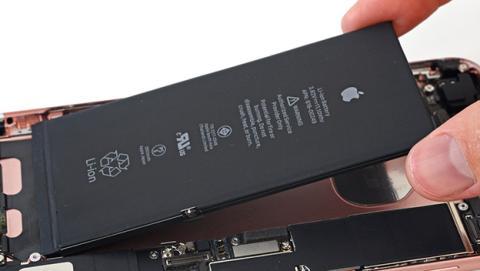 Apple trabaja para mejorar la batería de sus dispositivos