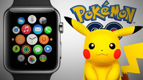 El Apple Watch se queda sin Pokémon GO
