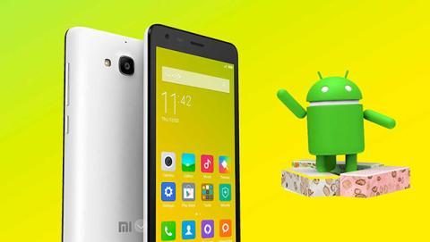 Estos teléfonos Xiaomi se actualizarán pronto a Android 7 Nougat