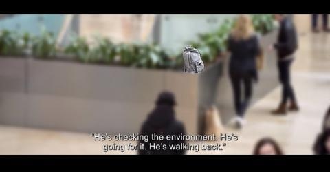Estudiante se deja robar su móvil con Cerberus para espiar al ladrón