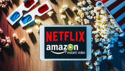 Netflix vs Amazon Prime Video: ¿cuál tiene mejor catálogo?