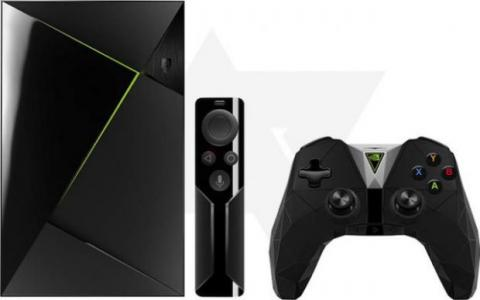 nueva nvidia shield con android tv
