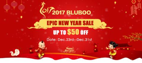 Evento ventas Navidad Bluboo