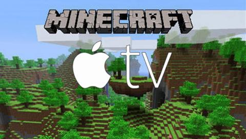 Minecraft llega al Apple TV