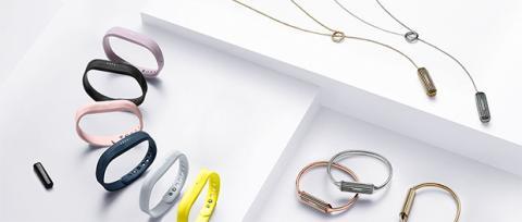 Diseño Fitbit Flex 2