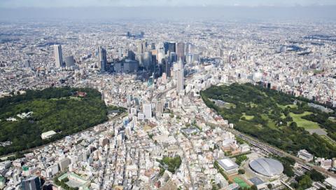 La ciudad japonesa con reparto por drones